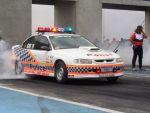 WA Police Tango 1 driven by Senior Constable Dave Wall
